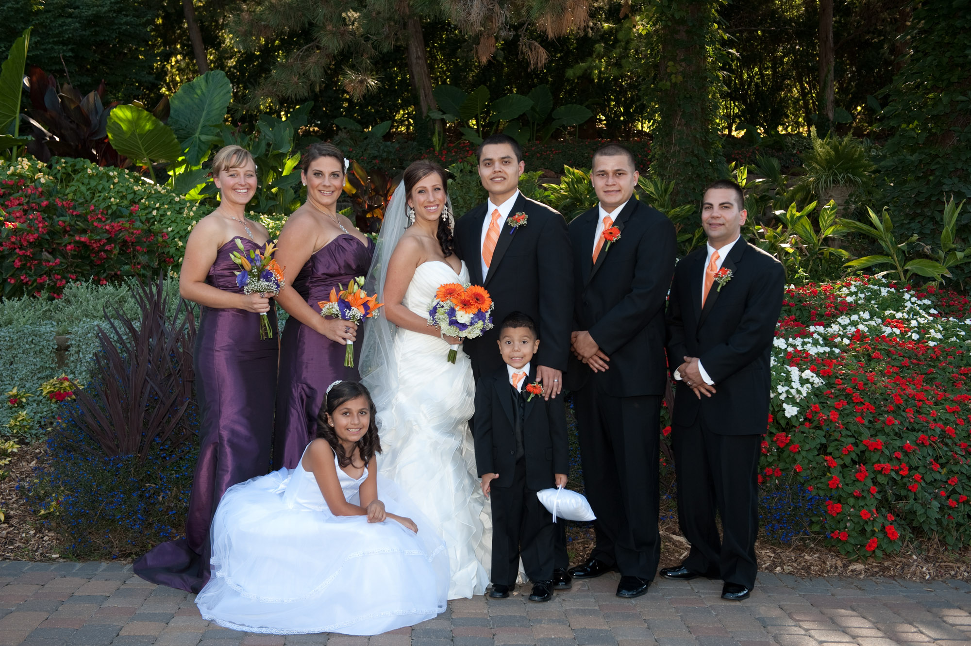 Wedding Parties - H-R PhotoH-R Photo